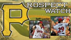 Pitcher and Pirates Prospect Jeff Locke will join the Indianapolis Indians at the start of 2012.