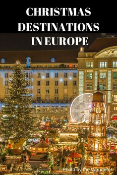 Planning your Christmas holidays and looking for the best Christmas destination in Europe? In this post, top travel bloggers share their favorite Christmas markets across Europe. Cjick through to read more