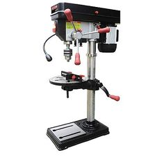 "Craftsman 12"" Drill Press with Laser and LED Light 2"