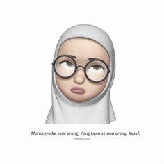 Screen Wallpaper, Wallpaper Backgrounds, Iphone Wallpaper, Cute Emoji Wallpaper, Cute Cartoon Wallpapers, Hijab Drawing, Girl Emoji, Hijab Cartoon, Emoji Faces