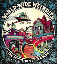 Ken Reid - World Wide Weirdies 46 by Aeron Alfrey, via Flickr