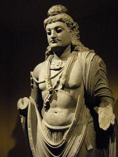 Bodhisattva-Gandhara (Pakistan)