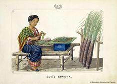 INDIA BUYERA. Lozano, José Honorato 1821- — Dibujo — 1847 Philippines Outfit, Philippines People, Miss Philippines, Philippines Fashion, Philippines Culture, Manila, Philippine Art, Tribal Costume, Filipino Tribal