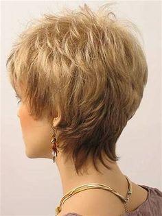 Resultado de imagen de Short Hairstyles For Women Over 60
