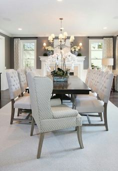9 Dining Room Decorating Ideas That Will Be Trendy This Summer ...