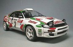 1993 Toyota Celica 2 Dr All-Trac Turbo AWD Hatchback