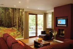 The Villas at Elveden Forest offer comfortable, clean accommodation with everything you need included.    #CPFamilyBreak