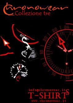 T SHIRTS CHRONOWEAR ROLEX PROMO - Collezione TRE