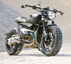 Custom BMW R1200R by Lazareth - Grease n Gasoline | Cars | Motorcycles | Gadgets | Scoop.it