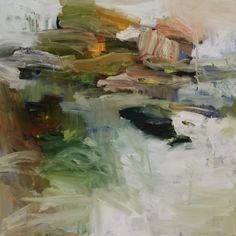 """Saatchi Art Artist: Bjørnar Aaslund; Oil 2014 Painting """"Silence"""""""