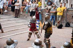 Mantova Medievale – Compagnia D'Arme del Santo Luca