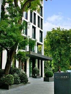 Bulgari Hotel Milan, Italy