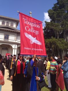 The best department at Tougaloo