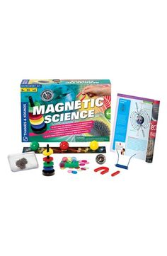 Thames & Kosmos 'Magnetic Science' Experiment Kit available at #Nordstrom