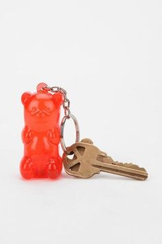 Gummy bear light keychain #urbanoutfitters