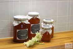 Jitu: Bezinkový sirup, med a marmeláda Med, V60 Coffee, Coffee Maker, Kitchen Appliances, Cooking, Blog, Coffee Maker Machine, Diy Kitchen Appliances, Kitchen