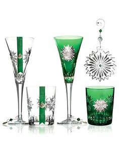 Waterford Crystal Giftware, 2012 Snowflake Wishes for Courage Collection - Collections - for the home - Macy's