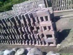 Cara konvensional membuat batu bata merah 1 VID 20160913 00050
