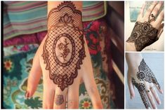 So are you a bride who doesn't like an arm full of Mehendi on your big day? It could be due to an allergy, the repulsive smell or just not being fond of Mehendi. Whatever it is, it's part of our tradition, and whether you like it or not, someone in the family will pretty much get you put a
