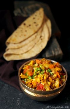 Mixed Vegetable Stir-fry. Recipes | Three easy Indian Stir-Fry recipes aka Subzis – Simple food big flavors