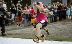 Wife Carrying World Championships, Sonkajärvi 2013