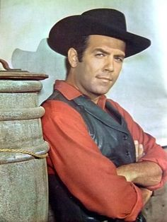 Actor Pernell Roberts was born today 5-18 inn 1928 - he played Adam Cartwright on T's Bonanza