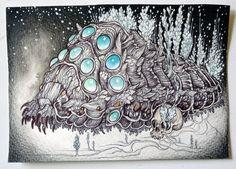 Ohmu beetle by CaitlinHackett