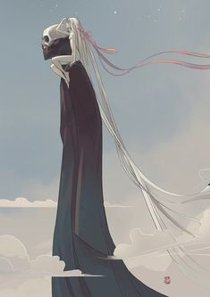 Otto Schmidt.  Death grim reaper Father Time scythe maiden girl woman dance danse macabre skull skeleton