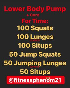 Jump Squats, Crossfit Body, Bodypump, 100 Squats, Time 100, Sit Up, Body Weight, Core