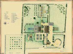 Gordon Castle Arne Maynard Garden Design Garden Pinterest