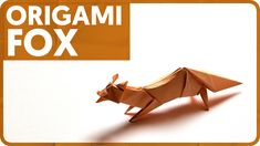 Origami Fox (Hideo Komatsu)