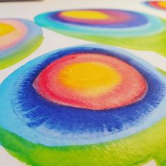 aquarell 2019 details Birthday Cake, Desserts, Food, Watercolor Painting, Tailgate Desserts, Deserts, Birthday Cakes, Essen, Postres