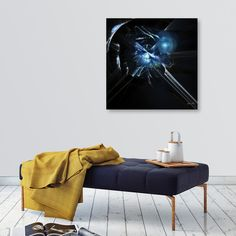 Discover «22a1BB», Limited Edition Canvas Print by Glink - From $59 - Curioos