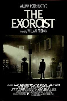 The 10 Most Famous Movie Posters of All Time - The Exorcist (1973)