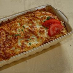 Lasagna, Ricotta, Pizza, Cheese, Ethnic Recipes, Food, Eten, Meals, Lasagne