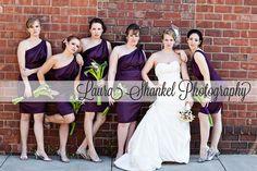 Wedding | Cuyahoga Falls, Ohio  Bridesmaids