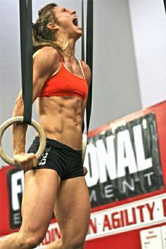 Crossfit women motivation