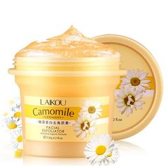 New Natural Facial Scrub/Go Cutin Removal Face Exfoliating Body Cream Whitening Gel 120g M3