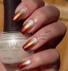 cool nail art - Lucy's Stash