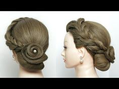 Hairstyles by Sklemina Tatiana Please visit my new channel for more hairstyles! http://www.youtube.com/womenbeauty1Ru #promhairstylesforlonghair