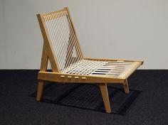 渡辺力 / ヒモイス Riki Watanabe / Rope Chair