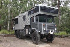 Couple Who Ditched Their Jobs, Sold Everything, and Built this Incredible DIY Expedition Motorhome Truck Camper, Camper Van, Offroad Camper, Off Road Camping, Camping Gear, Camping Outdoors, Tent Camping, 4x4 Trucks, Semi Trucks