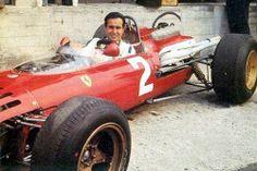 Lorenzo Bandini F1 312V 1966