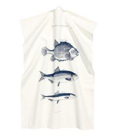 H&M Kjøkkenhåndkle 39,50