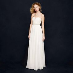 9 wedding dresses from J.Crew for under $800   The Budget Savvy Bride