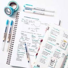 """8,658 Likes, 76 Comments - BRIAN QIAN (bullet journal) (@studywithinspo) on Instagram: """"a few of my biology notes // I just finished uploading a video, """"how I take effective & pretty…"""""""