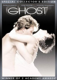 Ghost is a 1990 American romantic fantasy thriller film starring Patrick Swayze , Demi Moore , Tony Goldwyn , and Whoopi Goldbe. Ghost Movies, Old Movies, Beau Film, See Movie, Movie Tv, Epic Movie, Ghost Patrick Swayze, Patrick Dempsey, Movies Showing