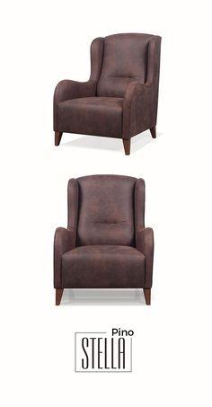 Pino Berjer Sofa Design, Furniture Design, Single Sofa, Cool Chairs, Recliner, Sofas, Cool Designs, Armchair, Idol