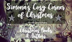 #SimonasCosyCornerofChristmas - Christmas Books and Authors - https://simonascornerofdreams.blogspot.ch/2016/12/simonas-cosy-corner-of-christmas.html #bookbloggers #christmasbooks