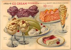 Jell-O: America's Most Famous Dessert (1910) - Emergence of Advertising in America - Duke Libraries
